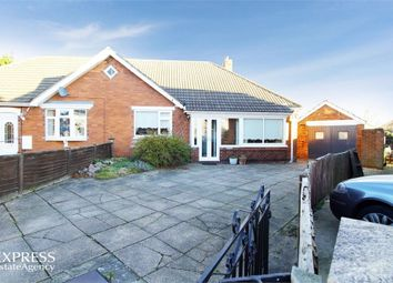 Thumbnail 3 bed semi-detached bungalow for sale in Humber Crescent, Scunthorpe, Lincolnshire
