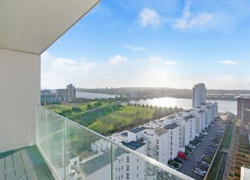 Thumbnail 2 bed flat to rent in Corsair House, Royal Wharf