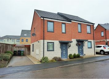 Thumbnail 2 bedroom semi-detached house for sale in Pleasant Street, West Bromwich