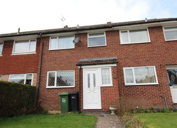Thumbnail 3 bed terraced house to rent in Carroll Avenue, Kings Acre, Hereford