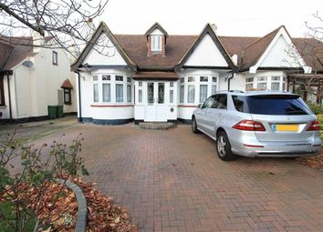 Thumbnail 5 bed semi-detached bungalow for sale in Levett Gardens, Seven Kings, Essex