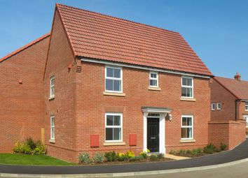 "Thumbnail 3 bed detached house for sale in ""Hadley"" at Beggars Lane, Leicester Forest East, Leicester"