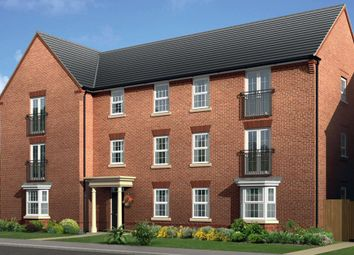 "Thumbnail 2 bed flat for sale in ""Cherwell"" at Mount Street, Barrowby Road, Grantham"