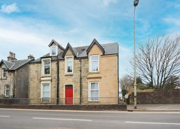 Thumbnail 2 bed flat for sale in Main Road, Fairlie, Ayrshire