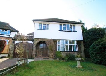 Thumbnail 4 bed detached house to rent in Shaw Close, Sanderstead, South Croydon