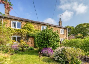 Thumbnail 2 bedroom terraced house for sale in High Street, Croughton, Brackley, Northamptonshire