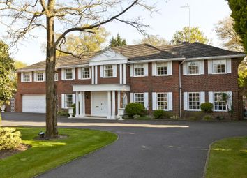 Thumbnail 6 bed property to rent in Cranley Road, Burwood Park, Walton On Thames
