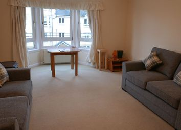 Thumbnail 2 bed flat to rent in Hermitage Park Lea, Edinburgh