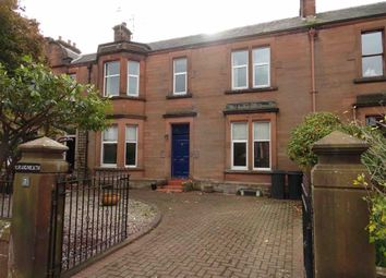 Thumbnail 4 bed terraced house for sale in Victoria Road, Dumfries