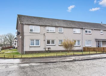 Thumbnail 2 bed flat for sale in West Cairn Crescent, Penicuik