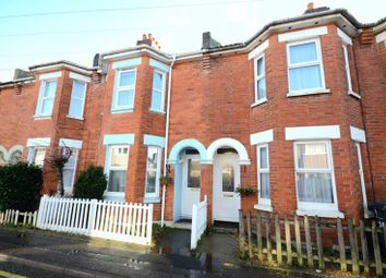 Thumbnail 2 bed terraced house for sale in South Road, Boscombe, Bournemouth