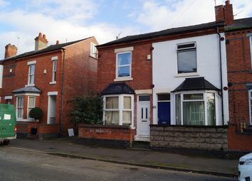 Thumbnail 2 bed end terrace house to rent in Vernon Avenue, Nottingham