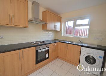 Thumbnail 2 bed flat to rent in Warwick Road, Acocks Green, Birmingham, West Midlands.