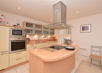 Thumbnail 2 bed flat for sale in St. Agnes Place, Chichester, West Sussex