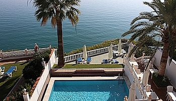 Thumbnail 20 bed villa for sale in Nerja, Malaga, Spain