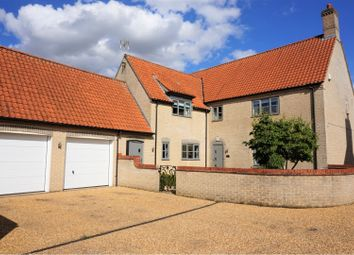 Thumbnail 5 bed detached house for sale in Malthouse Croft, Swaffham
