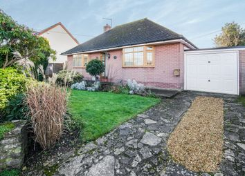 Thumbnail 2 bed detached bungalow for sale in Old Furzebrook Road, Wareham