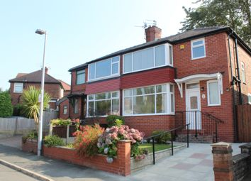 Thumbnail 3 bed semi-detached house for sale in Runnymeade, Salford