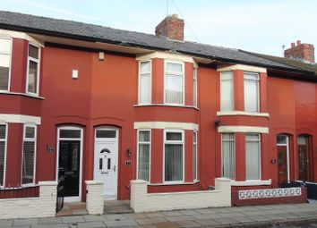 Thumbnail 3 bed terraced house for sale in Haddon Avenue, Walton, Liverpool
