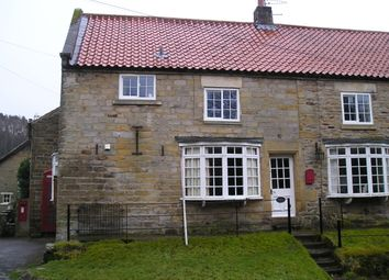 Thumbnail 1 bed cottage to rent in Main Street, Lastingham, York