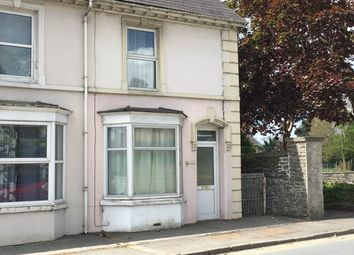 Thumbnail 2 bedroom end terrace house to rent in Temple Terrace, Lampeter, Ceredigion
