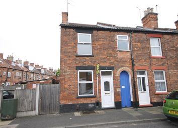 Thumbnail 2 bed end terrace house to rent in Harcourt Street, Newark, Nottinghamshire.