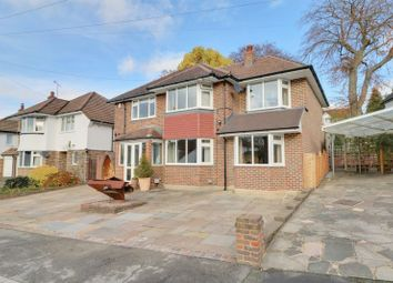 Thumbnail 4 bed detached house for sale in Lexington Court, Purley