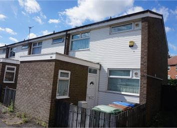 Thumbnail 2 bed end terrace house for sale in Totridge Close, Offerton