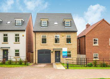 4 bed detached house for sale in Richmond Park Road, Mackworth, Derby DE22
