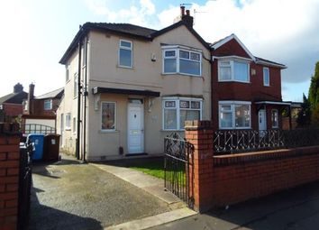 Thumbnail 3 bed semi-detached house for sale in East Lancashire Road, Swinton, Manchester, Greater Manchester