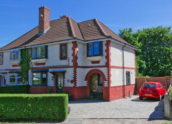 Thumbnail 4 bed semi-detached house for sale in Beech Avenue, Irlam, Manchester