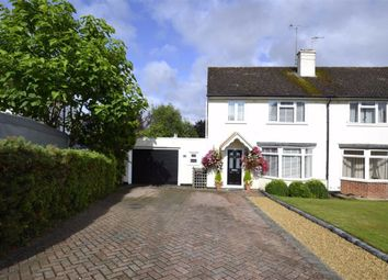 Thumbnail 3 bed semi-detached house for sale in Garford Crescent, Newbury, Berkshire