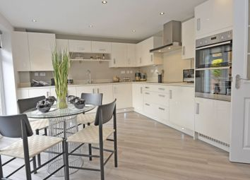 "Thumbnail 4 bed link-detached house for sale in ""Ashtree"" at Rossway Drive, Bushey"
