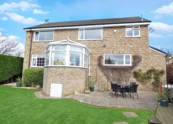 Thumbnail 4 bed detached house for sale in West Lane, Baildon, Shipley