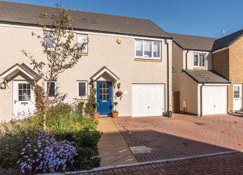 Thumbnail 3 bed semi-detached house for sale in Cranston Way, Haddington, East Lothian
