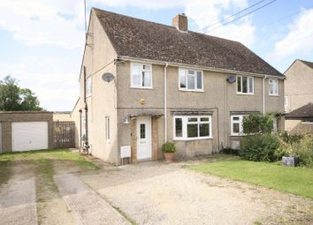 Thumbnail 3 bed semi-detached house for sale in Giernalls Road, Hailey, Witney