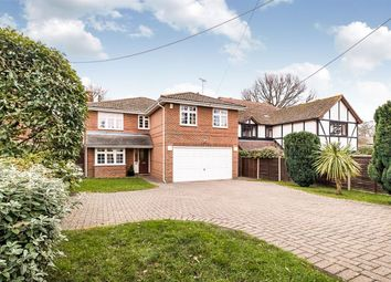 Thumbnail 5 bed detached house for sale in Fawkham Avenue, New Barn