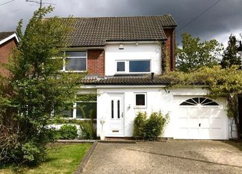 Thumbnail 3 bed detached house to rent in Wychwood Avenue, Luton