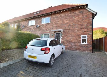 3 bed end terrace house for sale in Fieldside, Scarborough YO12