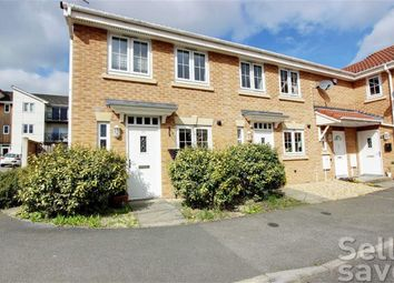 Thumbnail 2 bedroom semi-detached house for sale in Archdale Close, Chesterfield, Derbyshire