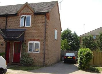 Thumbnail 2 bed semi-detached house to rent in Parnell Close, Maidenbower