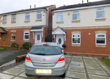 Thumbnail 2 bed semi-detached house for sale in Newark Close, Huyton, Liverpool