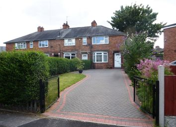 Thumbnail 3 bed end terrace house for sale in Foxwell Grove, Bordesley Green, Birmingham