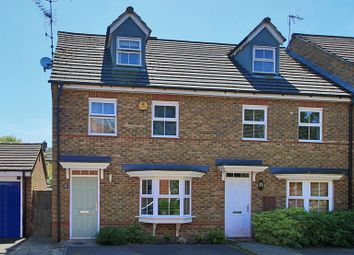 Thumbnail 3 bed end terrace house for sale in Forest Mews, Horsham