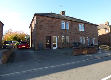 Thumbnail 1 bed flat for sale in Georgetown Road, Dumfries