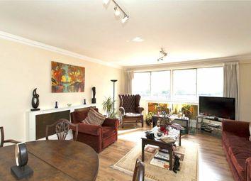 Thumbnail 3 bed flat to rent in Warwick Gardens, Kensington, London