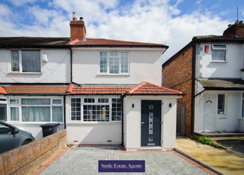 Thumbnail 3 bed semi-detached house for sale in Whittington Avenue, Hayes
