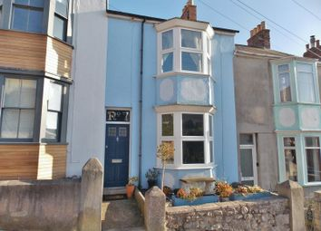 Thumbnail 2 bed terraced house for sale in Spring Gardens, Portland