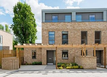 Thumbnail 4 bed mews house for sale in Mark Twain Drive, Dollis Hill, London