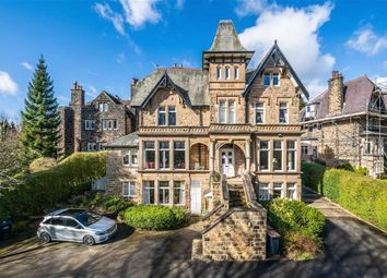 Thumbnail 2 bedroom flat for sale in Clarence Drive, Harrogate, North Yorkshire